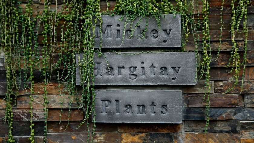 Mickey Hargitay Plants has remained a fixture in one of L.A.'s iconic communities.