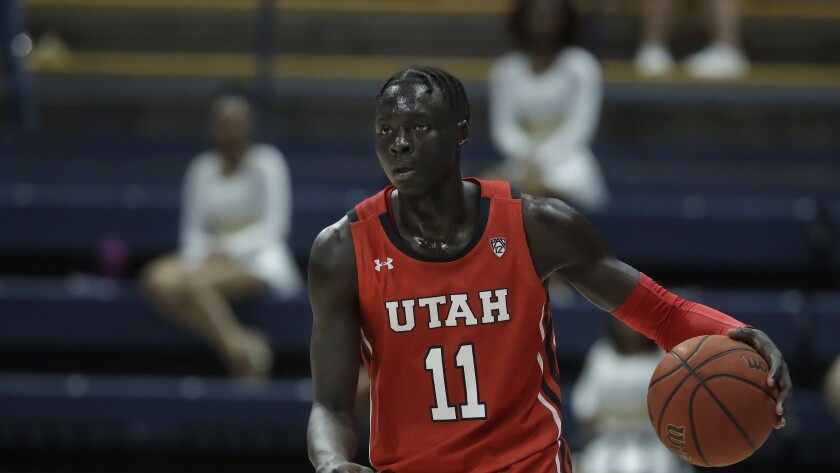 Utah transfer Both Gach says he'll announce his five finalists Monday, but SDSU is not expected to be one of them.