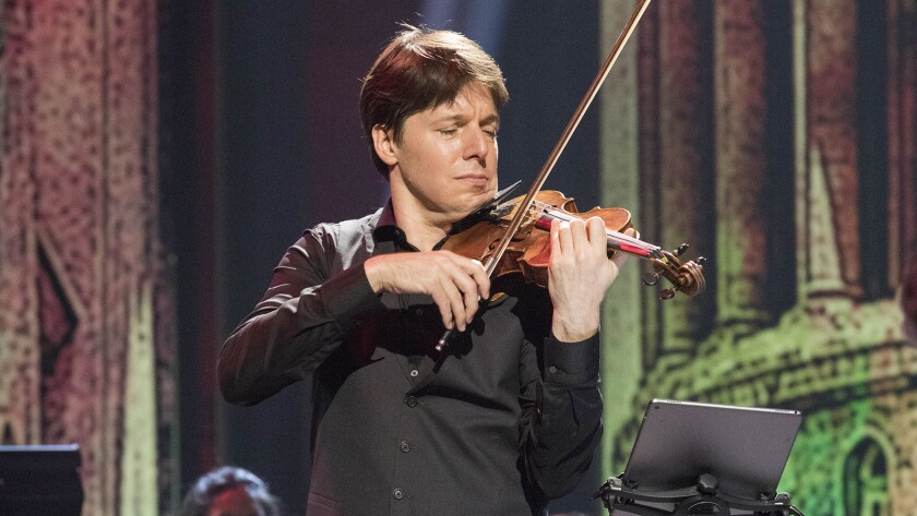 """Joshua Bell's Seasons of Cuba"""