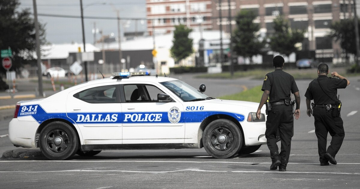 Self-appointed watchdogs of Texas police are in the streets and in your face