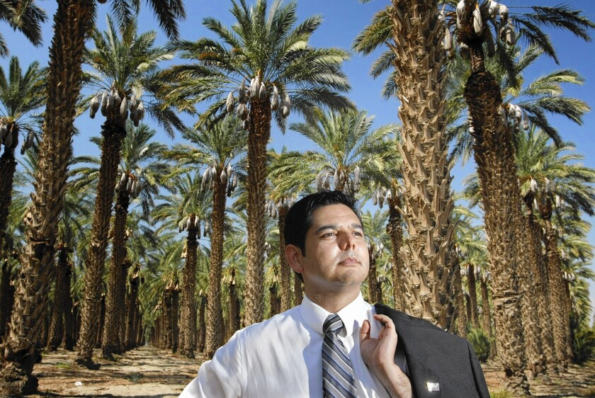 With a short history in elected office, Rep. Raul Ruiz (D-Palm Desert) is going to have to work especially hard to let residents of his 36th District know what he has done for them. All four embattled Democrats will need to figure out ways to win voters outside the party without alienating those within it to the point that they stay home on election day, a strategist said.