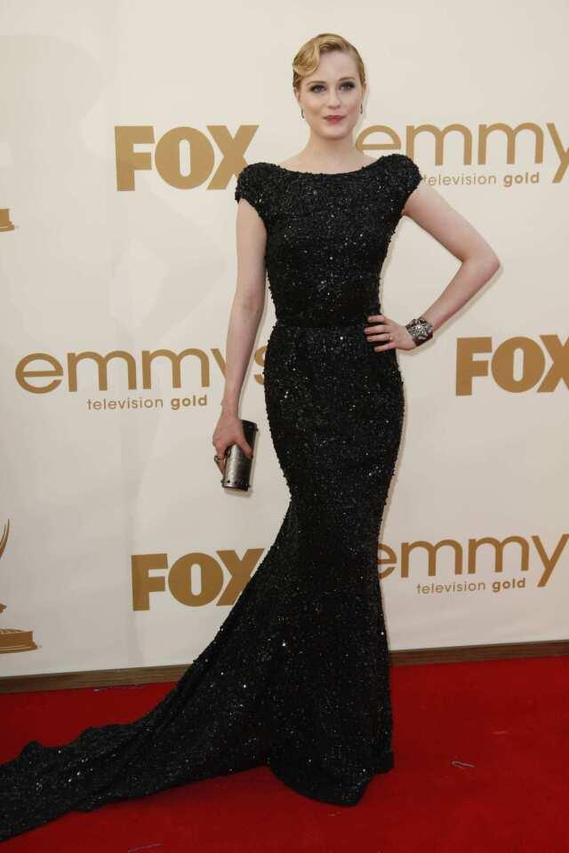Emmys 2011: Red carpet