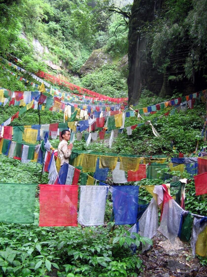 The Khangchendzonga region is home to Sikkim people.