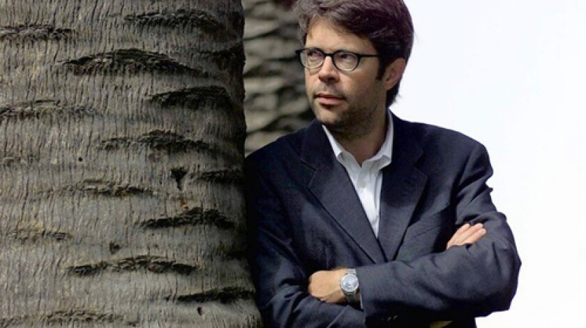 "Jonathan Franzen is the author of ""Freedom."""