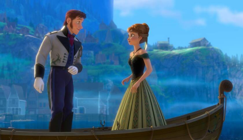 'Frozen' soundtrack extends No. 1 reign with its best weekly sales yet