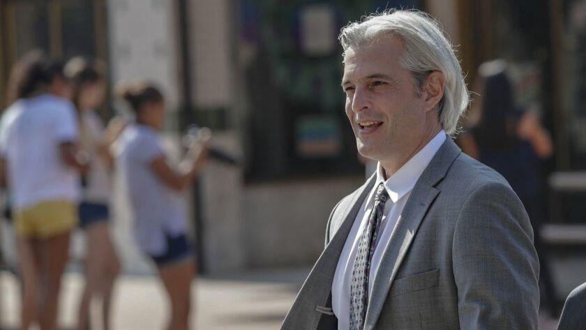 Irvine lawyer Jason Frank, former partner of Michael Avenatti