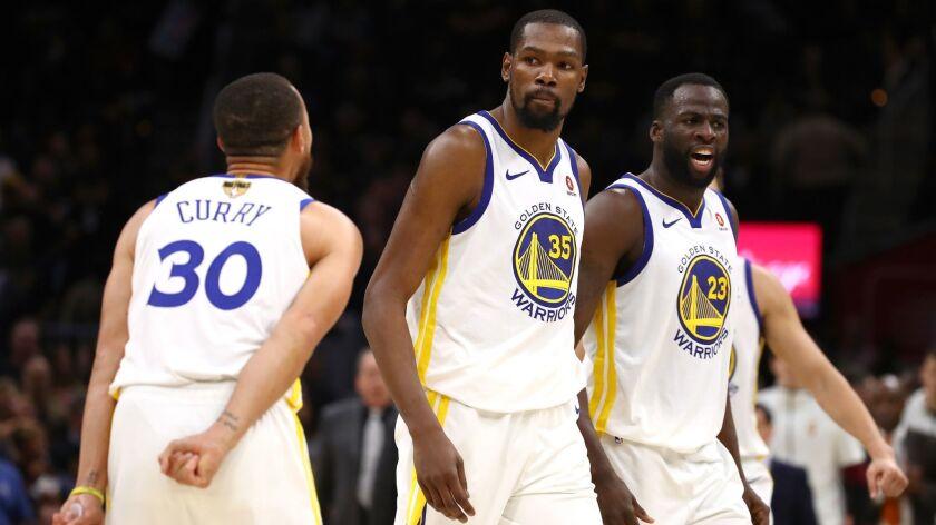 2018 NBA Finals - Game Three