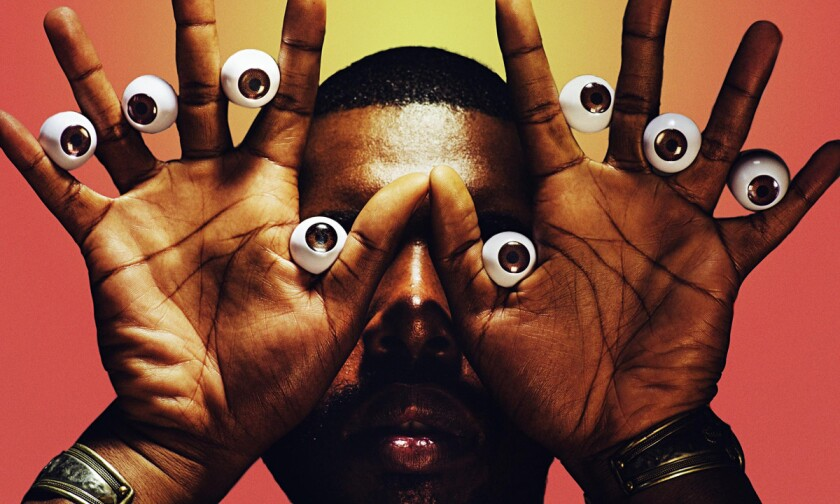 Flying Lotus in 3D. (Courtesy photo)