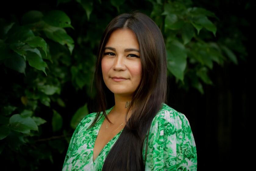 Author Prisca Dorcas Mojica Rodríguez.