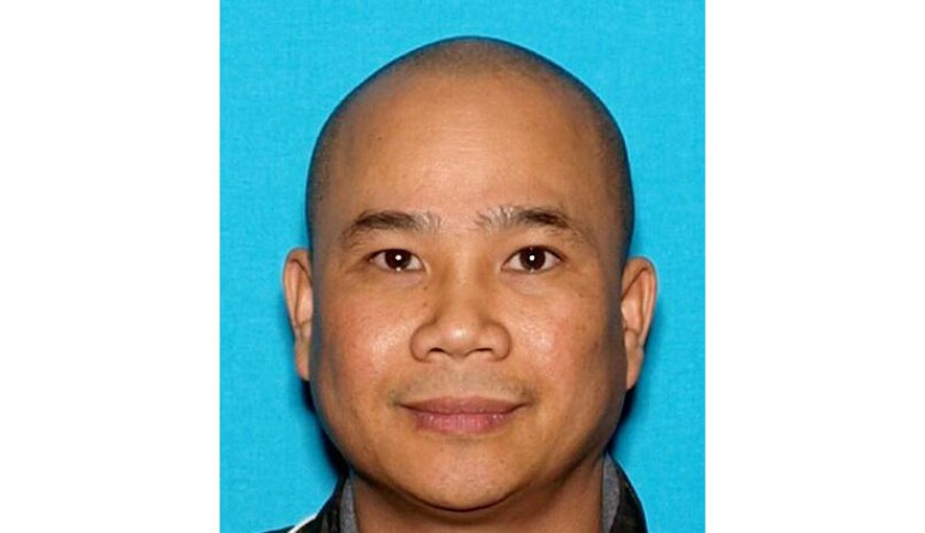 Dao Nguyen, 44, a Buddhist monk at the Tu Nghiem Temple in Santa Ana and a suspect in a fraud investigation, was found dead after an apparent suicide, police say.