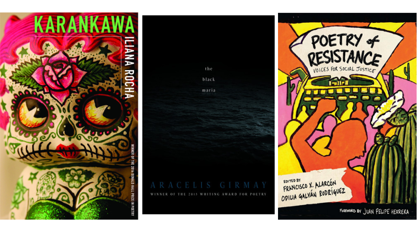 Three new books of Latino poetry