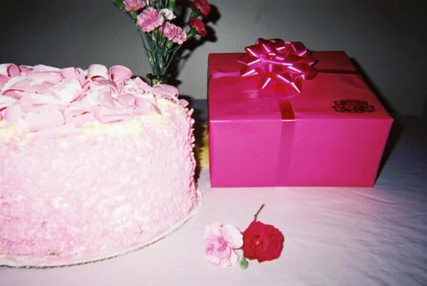 The Madonna Inn's birthday cake for Kacey Musgraves