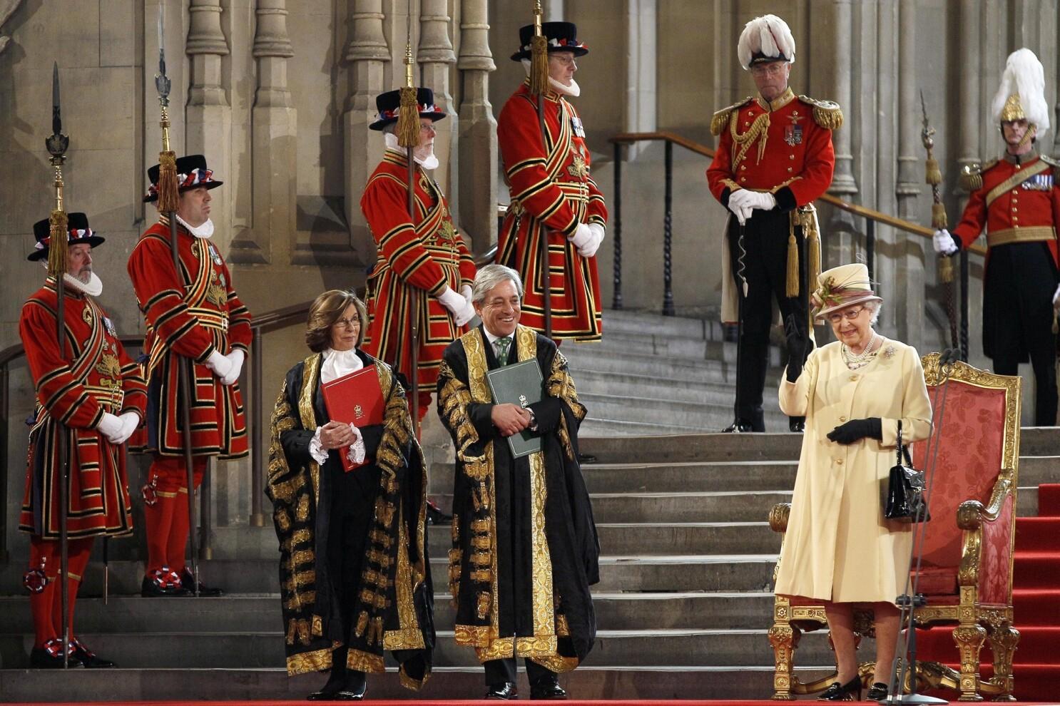 End of an era: UK House Speaker John Bercow to step down