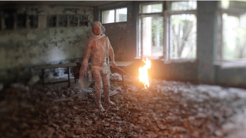 """""""The Russian Woodpecker,"""" a Ukrainian victim of the Chernobyl nuclear disaster discovers a dark secret and must decide whether to risk his life and play his part in the revolution by revealing it."""
