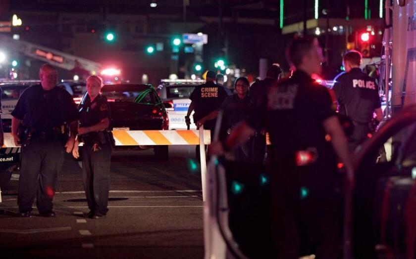 Dos agentes de policía fueron asesinados hoy en Misisipi (EE.UU.) cuando respondían a un aviso por disparos, informaron medios locales. EFE/ARCHIVO