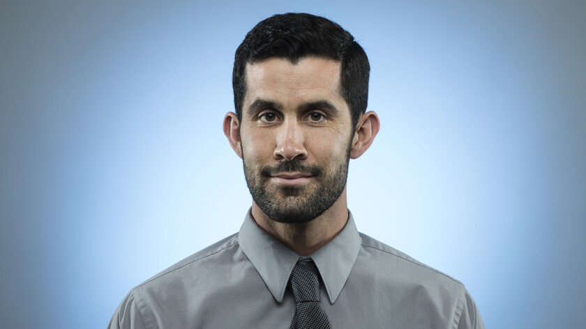 Portrait of Tony Barboza