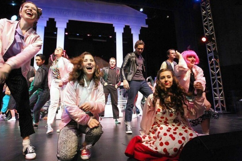 'Grease' is the word at LBHS