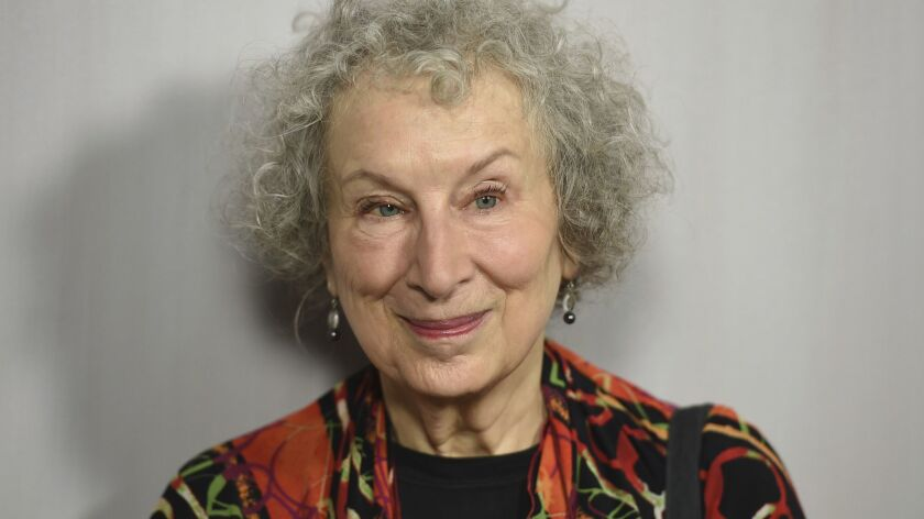 It's a tie for the Booker Prize: Atwood and Evaristo share the fiction honor