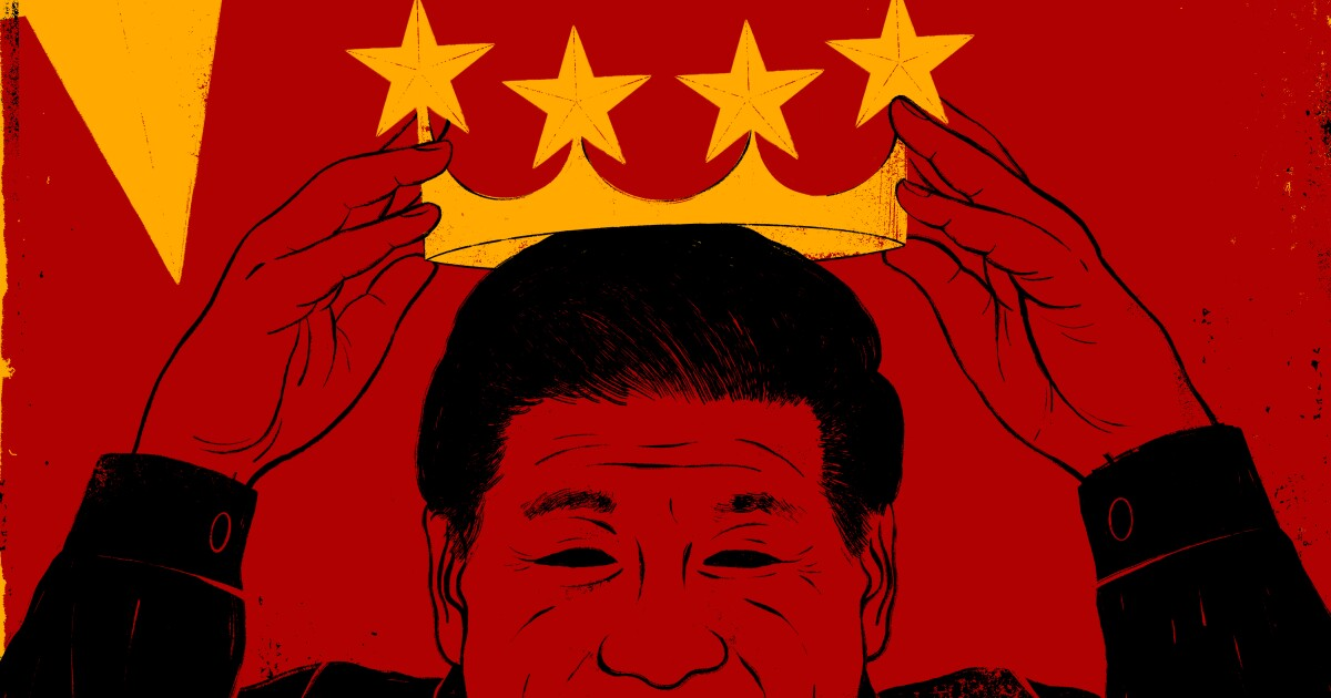 Dreams of a Red Emperor: The relentless rise of Xi Jinping