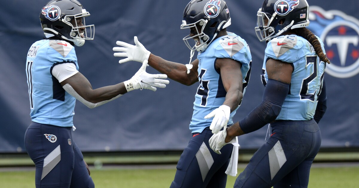 NFL week 13 picks: Titans edge Browns; Rams beat Cardinals; Charges lose
