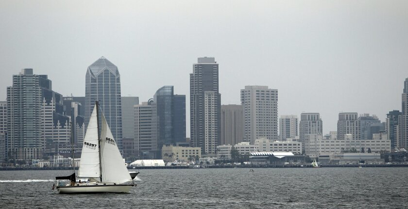 A dead zone in San Diego Bay is part of a new national assessment of coastal waters suffering from low levels of oxygen. It shows areas of hypoxia have increased rapidly over that past 30 years.