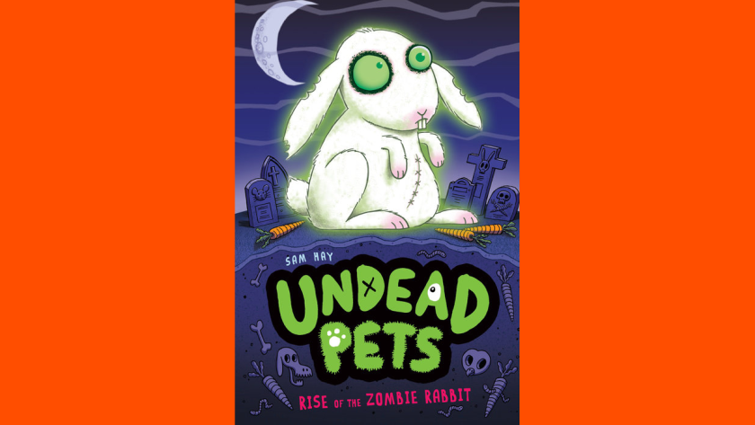Undead Pets for Halloween