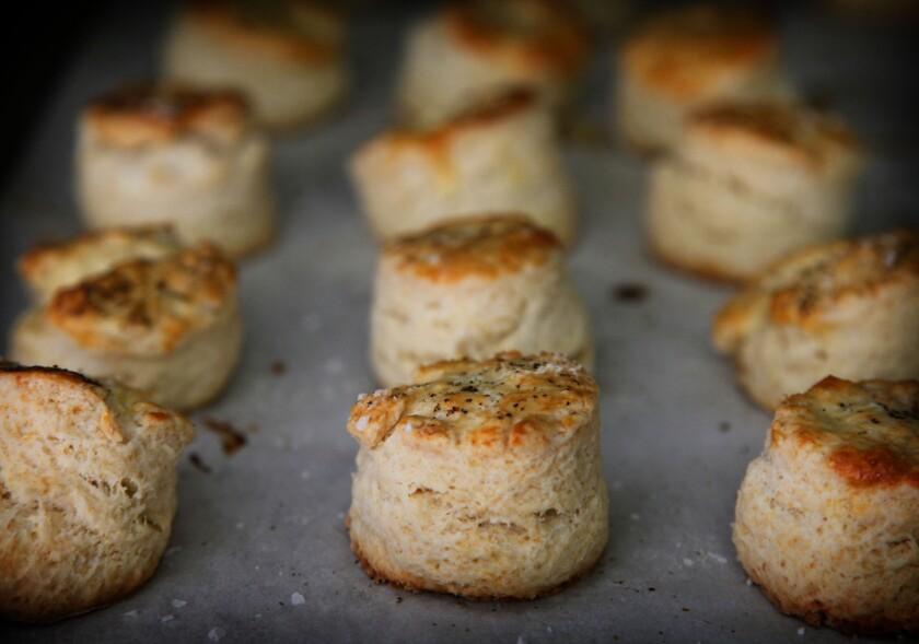 Biscuits rise in esteem