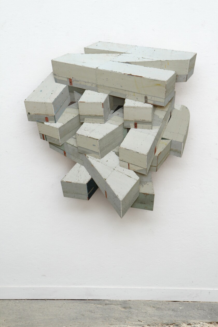 """Type Stack (BENWAY)"" by Ron van der Ende at Ambach & Rice"