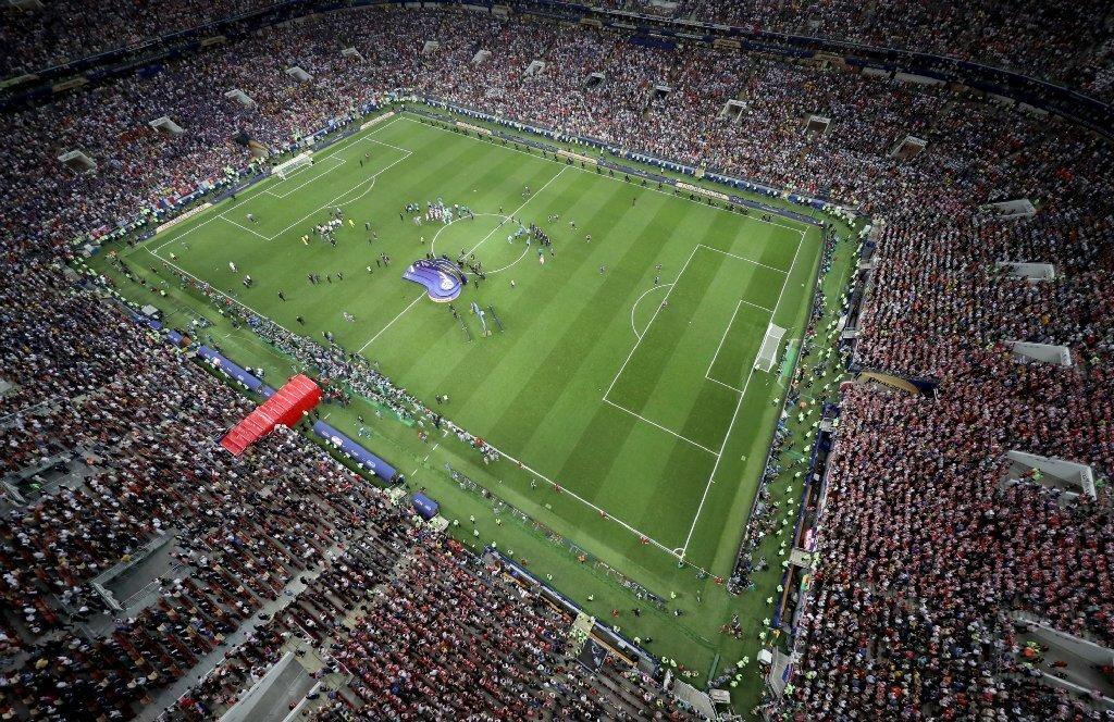 EN FOTOS: La coronación de Francia en Rusia 2018; 'les bleus' son los reyes del futbol