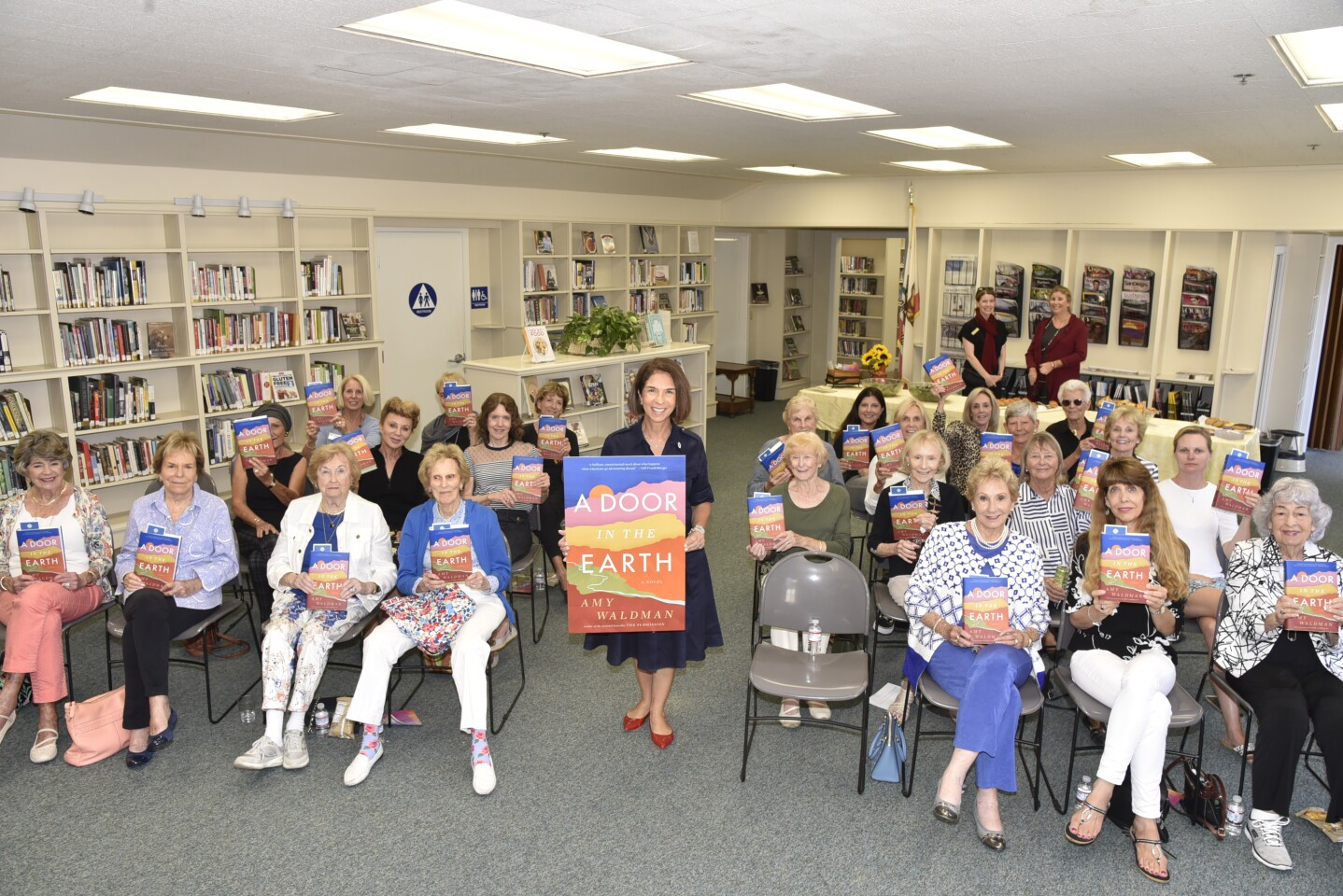 RSF Library Guild members and guests