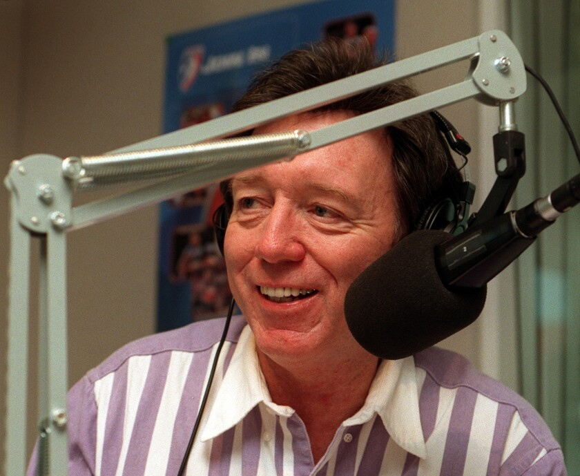 Charlie Tuna, whose distinctive voice graced numerous Los Angeles radio stations for four decades, died this month at age 71.