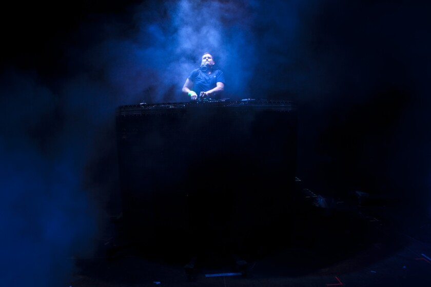 Album review: Kaskade's dreamy, orchestral 'Atmosphere'