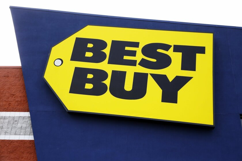 Electronics retailer Best Buy is launching a wedding registry on Feb. 16, to tap into the $10 billion wedding gift market.