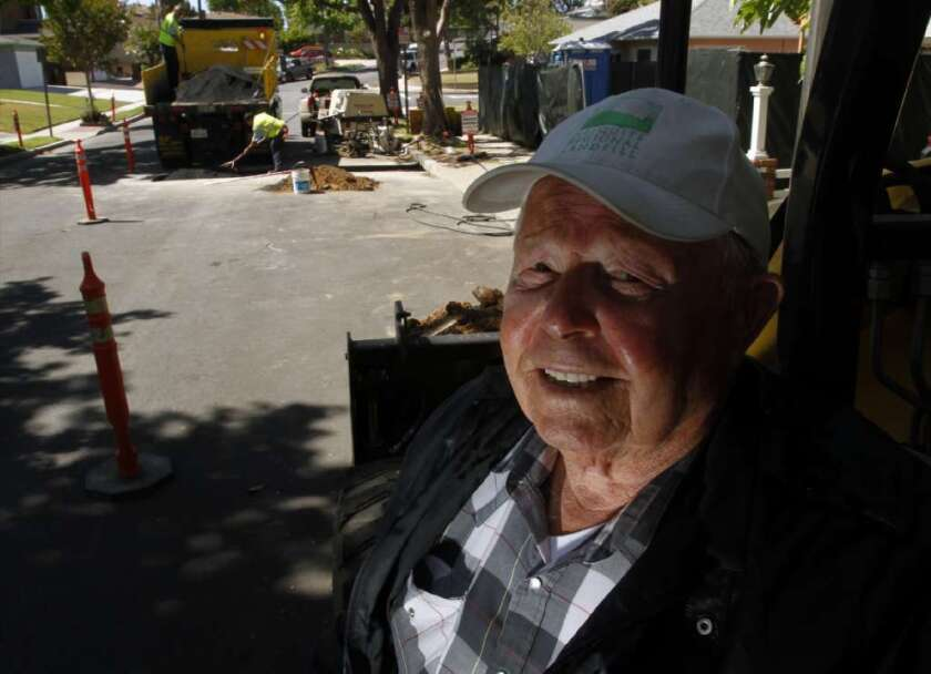 Lawndale Mayor Harold Hofmann passed away Saturday at the age of 81.