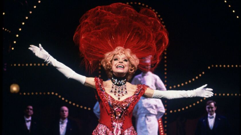 Carol Channing won three Tony Awards, including one for lifetime achievement.