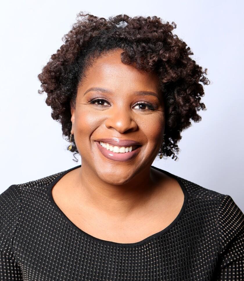 Author Tayari Jones will speak at the San Diego Writers Festival online Saturday, July 31.