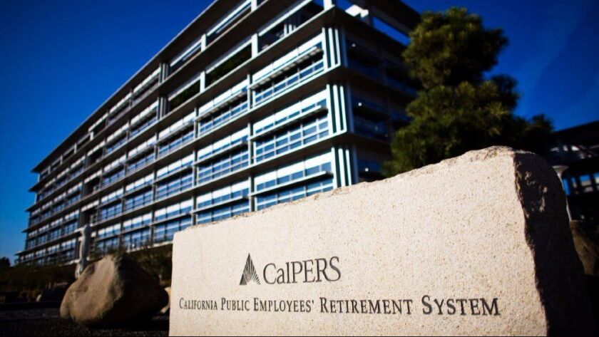 CalPERS headquarters is seen in Sacramento, California, in this file photo from October 21, 2009.