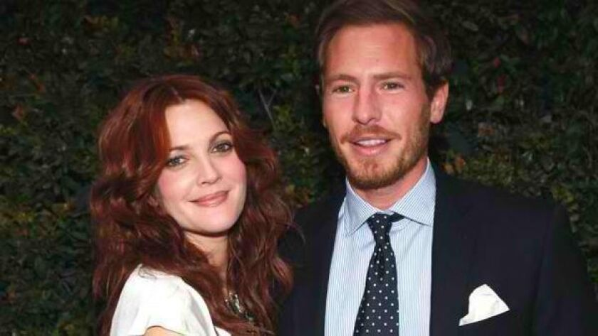 Drew Barrymore: New mom keeps pizza tradition alive for baby