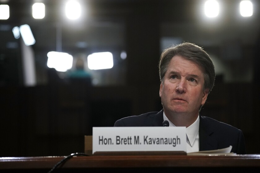 Brett Kavanaugh and Chrstine Blasey Ford will testify in front of the Senate Judiciary Committee Thursday.