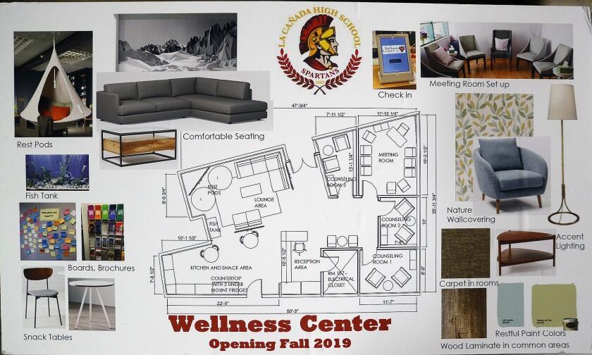 La Cañada  High School's Spartan Wellness Center