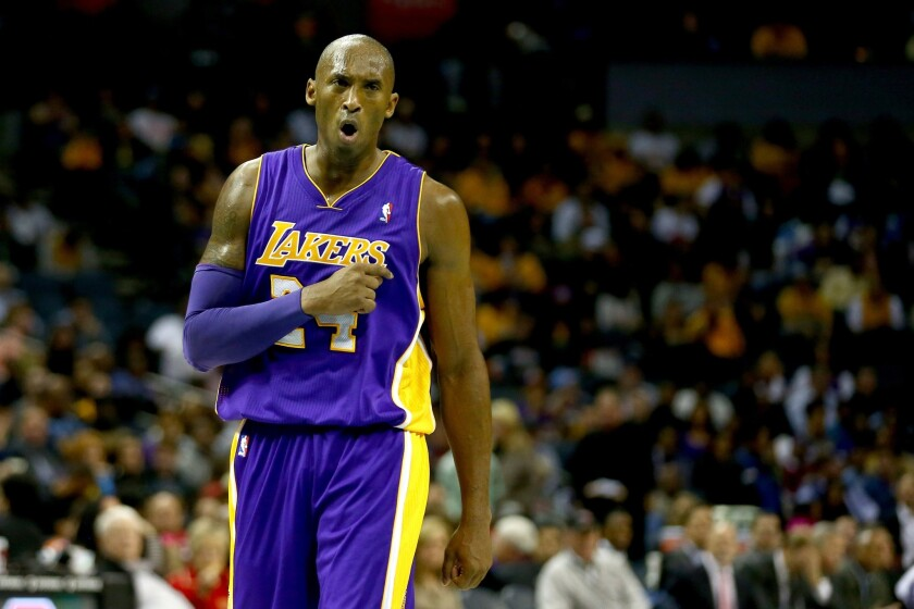 Kobe Bryant should long be ready to play by the 2014-15 preseason after missing most of last season with a knee injury.