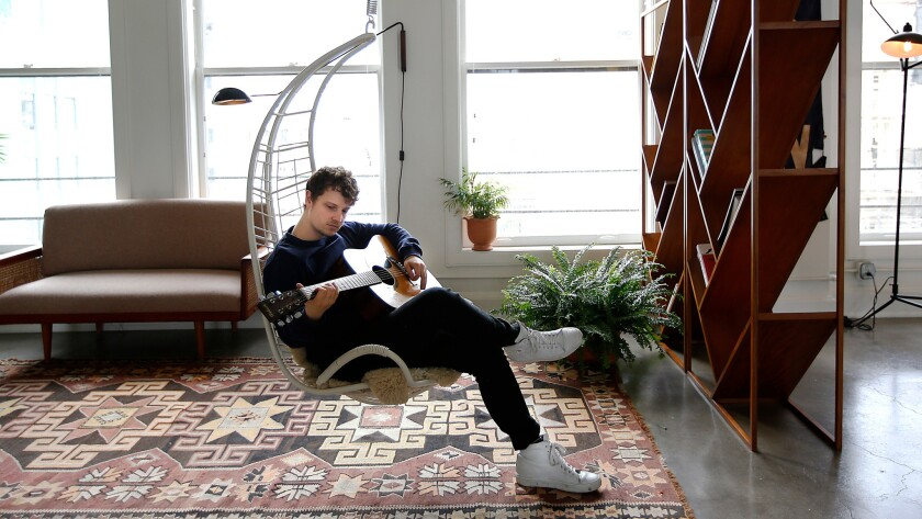 Balancing Young and Isom's personal tastes, they created a space that they can also entertain in.