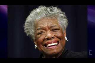 Renowned poet and author Maya Angelou dies at 86