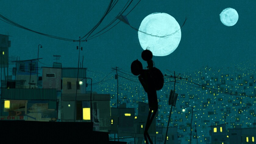 """A boy tries to reunite his family in the Brazilian animated movie """"Boy and the World."""""""