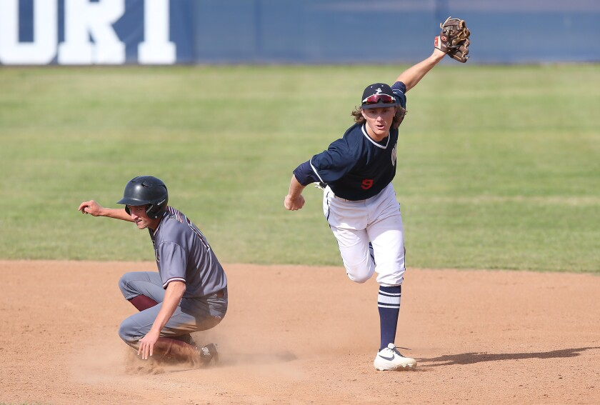 Photo Gallery: Laguna Beach vs. Newport Harbor in baseball