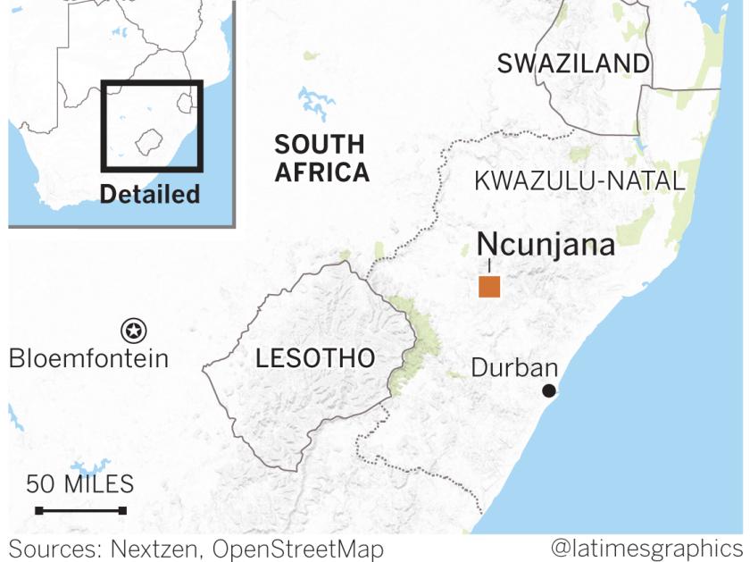 South Africa's KwaZulu-Natal province