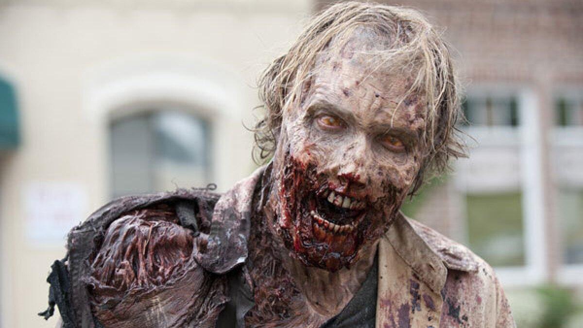 Zombie Olympics Halloween 2020 Zombie Olympics: Medalists from 'Walking Dead' to 'World War Z