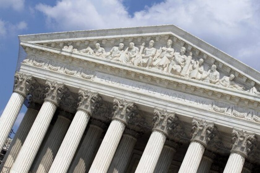 The Supreme Court's Citizens United ruling in 2010 also ended a Federal Election Commission ban on employers advising employees how to vote.