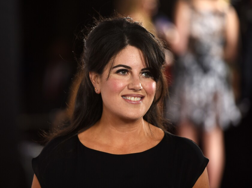 """Monica Lewinsky will serve as a producer on Season 3 of FX's """"American Crime Story,"""" titled """"Impeachment."""" The new season, which premieres in September, dramatizes the Clinton impeachment saga."""