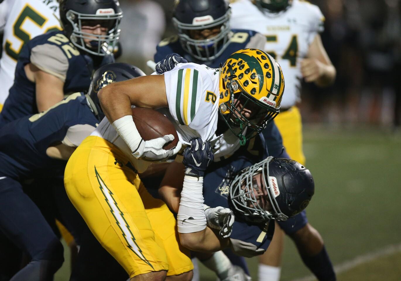 Photo Gallery: Edison vs. San Juan Hills in football